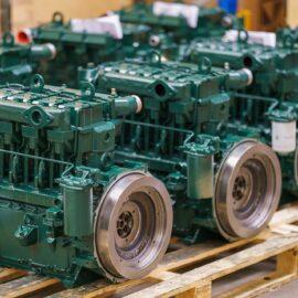 Gama de motoare ALPHA MAX